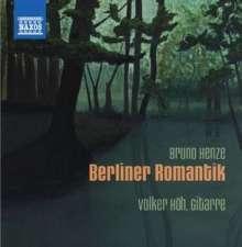 Bruno Henze (1900-1978): Gitarrenwerke, CD