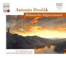 Antonin Dvorak (1841-1904): Orchesterwerke, 3 CDs