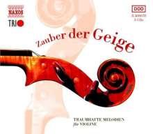 Zauber der Geige, 3 CDs
