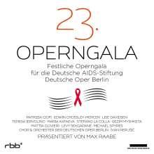23.Festliche Operngala für die Deutsche AIDS-Stiftung, 2 CDs
