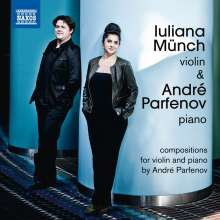 Iuliana Münch & Andre Parfenov, CD