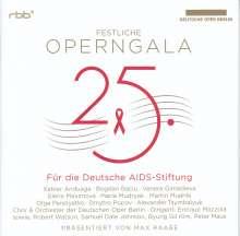 25.Festliche Operngala für die Deutsche AIDS-Stiftung, 2 CDs