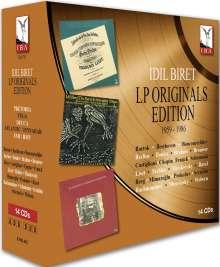 Idil Biret - LP Originals Edition, 14 CDs