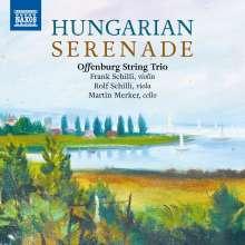 Offenburger Streichtrio - Hungarian Serenade, CD