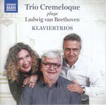 Ludwig van Beethoven (1770-1827): Klaviertrios Nr.3 & 4, CD