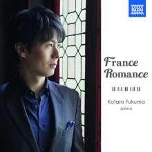 Kotaro Fukuma - France Romance, CD