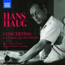 Hans Haug (1900-1967): Gitarrenkonzert (1950), CD