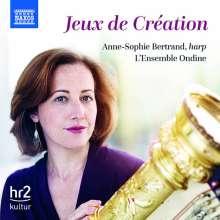 Anne-Sophie Bertrand - Jeux de Creation, CD