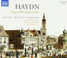 Joseph Haydn (1732-1809): Ausgewählte Meisterwerke, 5 CDs
