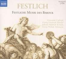 Barocke Kammermusik, 5 CDs