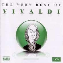 The Very Best of Vivaldi, 2 CDs
