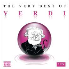 The Very Best of Verdi, 2 CDs