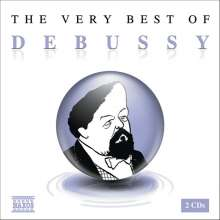 The Very Best of Debussy, 2 CDs