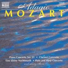 Adagio Mozart, CD