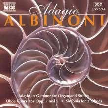 Adagio Albinoni, CD