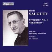 Henri Sauguet (1901-1989): Symphonie Nr.1, CD