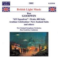 Ron Goodwin (1925-2003): Orchesterwerke, CD