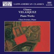 Glauco Velasques (1884-1914): Klavierwerke, CD
