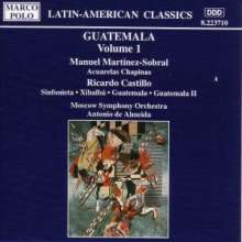 Ricardo Castillo (1894-1966): Guatemala I & II, CD