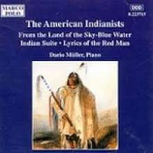 Dario Müller - The American Indianists 1, CD