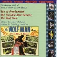 Hans Salter (1896-1994): Filmmusik, CD