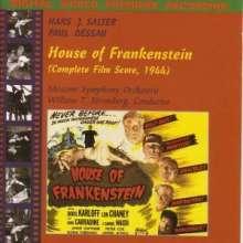Hans Salter (1896-1994): Filmmusik: Filmmusik, CD
