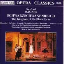 Siegfried Wagner (1869-1930): Schwarzschwanenreich, 2 CDs