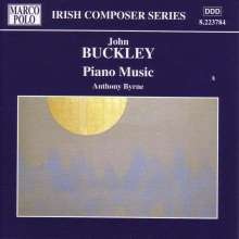 John Buckley (geb. 1951): Klavierwerke, CD