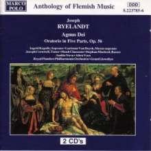 Joseph Ryelandt (1870-1965): Agnus Dei op.56 (Oratorium), 2 CDs
