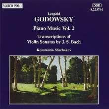 Leopold Godowsky (1870-1938): Klavierwerke Vol.2, CD