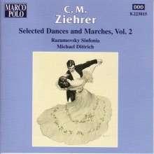 Carl Michael Ziehrer (1843-1922): Tänze und Märsche Vol.2, CD