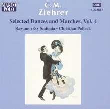 Carl Michael Ziehrer (1843-1922): Tänze und Märsche Vol.4, CD