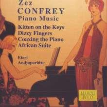 "Edward ""Zez"" Confrey (1895-1971): Klavierwerke, CD"
