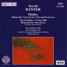 Harald Banter (geb. 1930): Orchesterwerke, CD