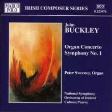 John Buckley (geb. 1951): Symphonie Nr.1, CD