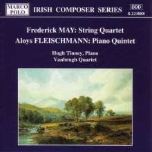 Frederick May (1911-1985): Streichquartett in c-moll, CD