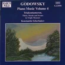 Leopold Godowsky (1870-1938): Klavierwerke Vol.4, CD