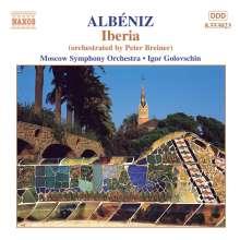 Isaac Albeniz (1860-1909): Iberia Suite, CD