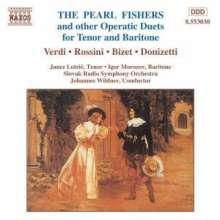 J.Lotric & I.Morozov singen Opernduette, CD