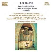 Johann Sebastian Bach (1685-1750): Choräle BWV 599-617, CD