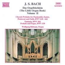 Johann Sebastian Bach (1685-1750): Choräle BWV 618-644, CD