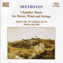 Ludwig van Beethoven (1770-1827): Septett op.20, CD