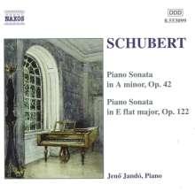 Franz Schubert (1797-1828): Klaviersonaten D.568 & 845, CD