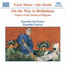 Music on the Way to Bethlehem, CD