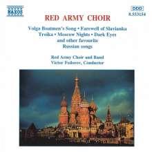 Chor der Roten Armee - Russian Favourites, CD