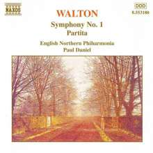 William Walton (1902-1983): Symphonie Nr.1, CD