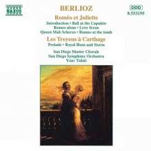 Hector Berlioz (1803-1869): Romeo & Julia op.17 (Ausz.), CD
