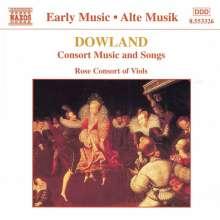 John Dowland (1562-1626): Consort Music & Songs, CD