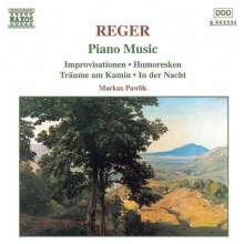 Max Reger (1873-1916): Klavierwerke, CD