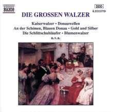 Die großen Walzer, CD